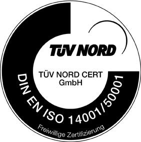 DIN EN ISO 14001 ISO 50001